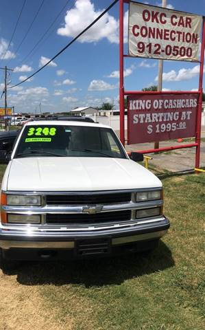 Used 1999 Chevrolet Tahoe For Sale - Carsforsale.com®  Door Tahoe For Sale Craigslist Dallas on