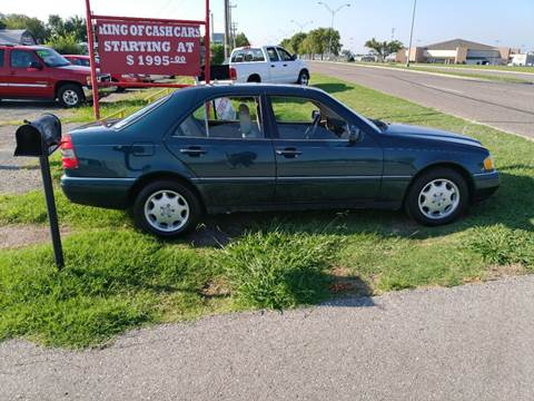 Mercedes C Class For Sale >> 1997 Mercedes Benz C Class For Sale In Oklahoma City Ok