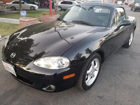 2001 Mazda MX-5 Miata for sale in Canyon Country, CA