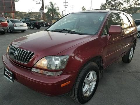 2000 Lexus RX 300 for sale in Canyon Country, CA