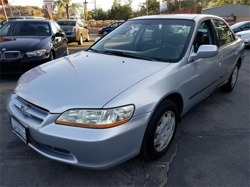 2000 Honda Accord For Sale At Ready 4 Cars Automotive In Canyon Country CA