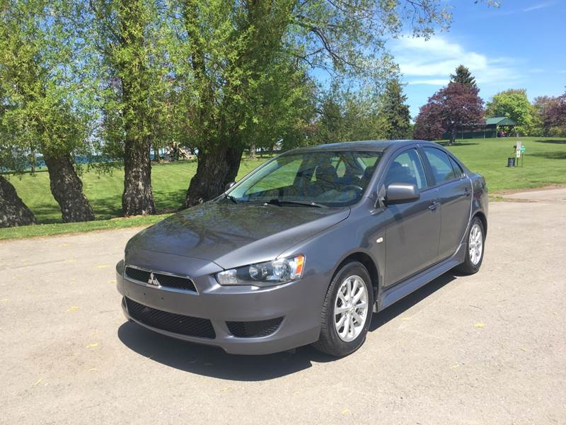 2011 Mitsubishi Lancer For Sale At Lake Shore Auto Mall In Williamson NY