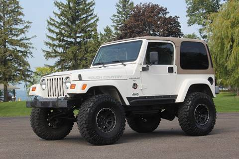1999 Jeep Wrangler for sale in Williamson, NY