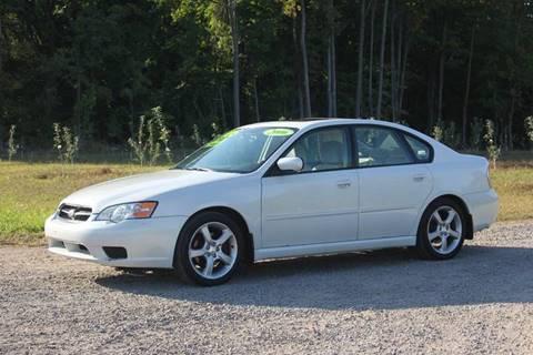 2006 Subaru Legacy for sale in Williamson, NY