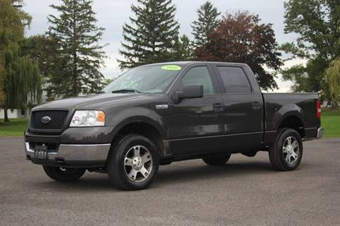 2005 Ford F-150 for sale in Williamson, NY