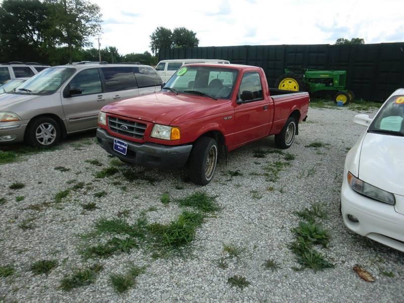 2001 Ford Ranger for sale at TJ Automotive in Osceola IA