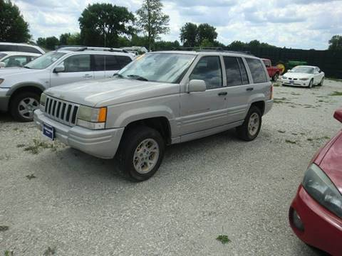 1998 Jeep Grand Cherokee for sale at TJ Automotive in Osceola IA