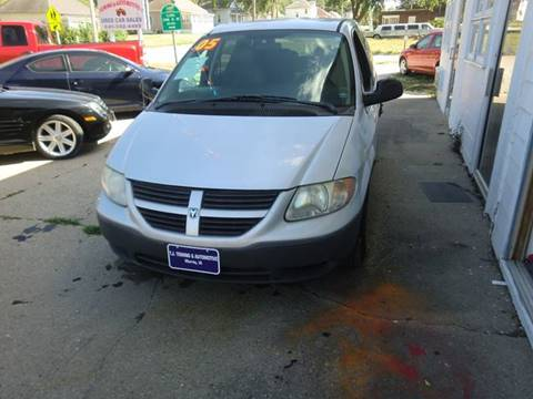 2005 Dodge Caravan for sale at TJ Automotive in Osceola IA
