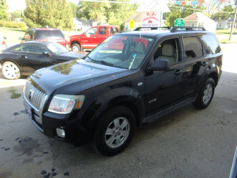 2008 Mercury Mariner for sale at TJ Automotive in Osceola IA