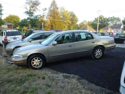 2002 Buick Park Avenue for sale at TJ Automotive in Osceola IA