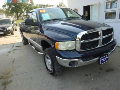 2003 Dodge Ram Pickup 2500 for sale at TJ Automotive in Osceola IA