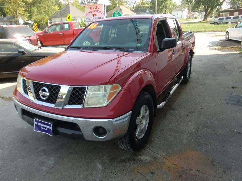 2006 Nissan Frontier for sale at TJ Automotive in Osceola IA
