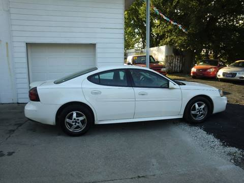 2004 Pontiac Grand Prix for sale at TJ Automotive in Osceola IA