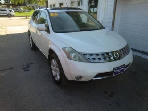 2006 Nissan Murano for sale in Osceola, IA