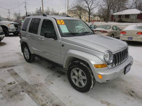 used 2005 jeep liberty for sale in iowa. Black Bedroom Furniture Sets. Home Design Ideas