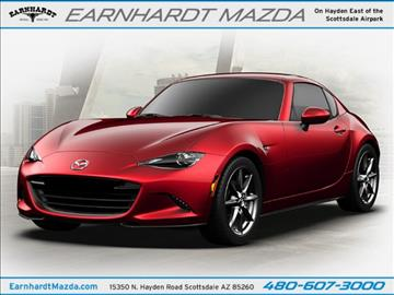 2017 Mazda MX-5 Miata RF for sale in Scottsdale, AZ