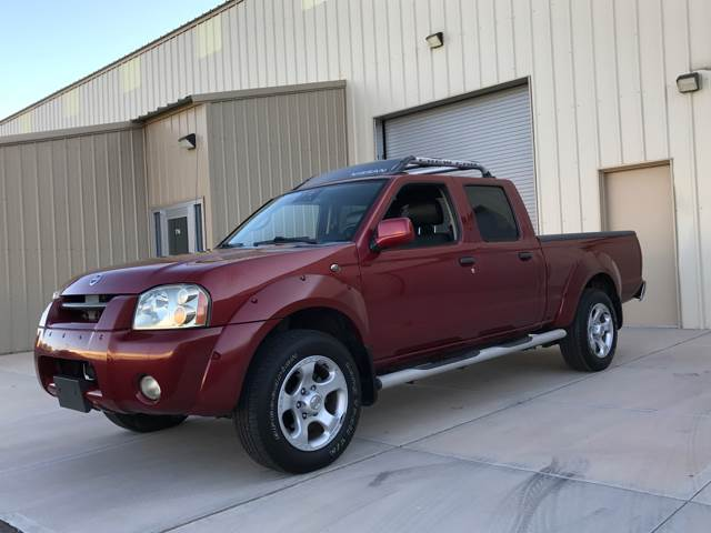 2004 Nissan Frontier For Sale At SNB Motors In Phoenix AZ