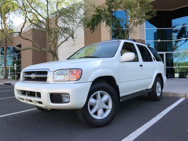 2001 Nissan Pathfinder For Sale At SNB Motors In Phoenix AZ