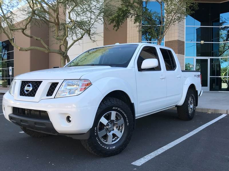 2012 Nissan Frontier For Sale At SNB Motors In Phoenix AZ