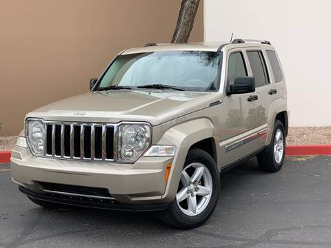 2010 Jeep Liberty for sale in Phoenix, AZ
