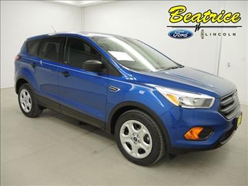 2017 Ford Escape for sale in Beatrice, NE