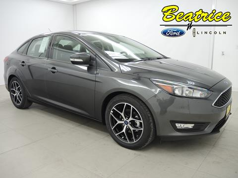 2017 Ford Focus for sale in Beatrice, NE