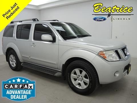 2009 Nissan Pathfinder for sale in Beatrice, NE