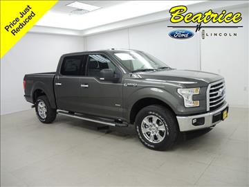 2017 Ford F-150 for sale in Beatrice, NE