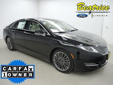 2016 Lincoln MKZ for sale in Beatrice, NE