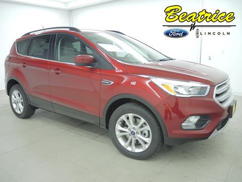 2018 Ford Escape for sale in Beatrice, NE