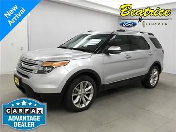 2011 Ford Explorer for sale in Beatrice, NE