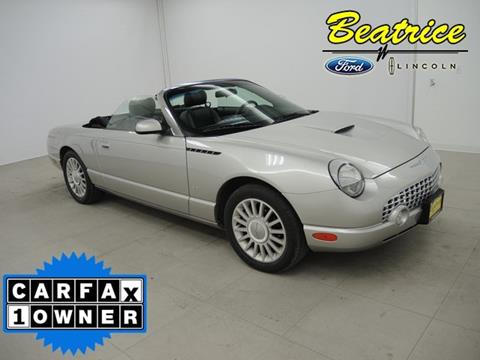2004 Ford Thunderbird for sale in Beatrice, NE
