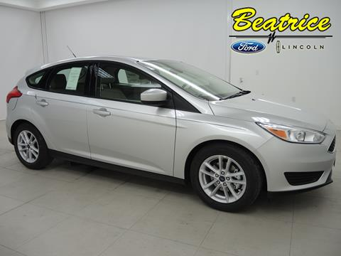 2018 Ford Focus for sale in Beatrice, NE