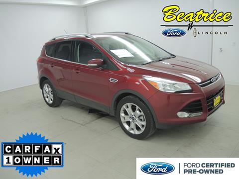 2016 Ford Escape for sale in Beatrice, NE