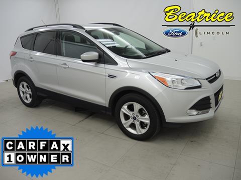 2016 Ford Escape for sale in Beatrice, NE