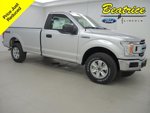 2018 Ford F-150 for sale in Beatrice, NE