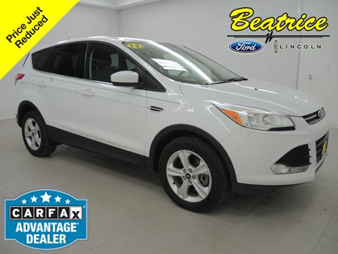 2013 Ford Escape for sale in Beatrice, NE