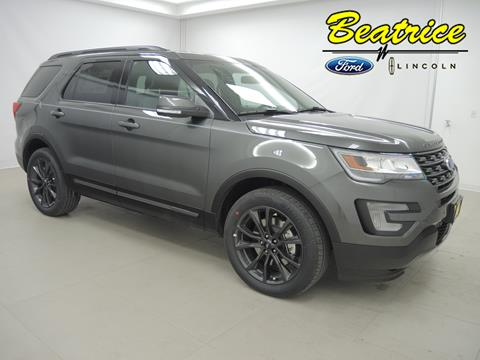 2017 Ford Explorer for sale in Beatrice, NE