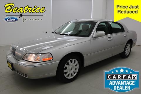 2011 Lincoln Town Car For Sale In Miami Fl Carsforsale Com
