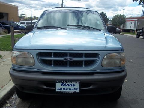 1998 Ford Explorer for sale in Westminster, CO