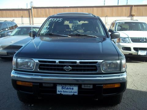 1999 Nissan Pathfinder for sale in Westminster, CO