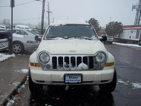 2007 Jeep Liberty for sale in Westminster, CO