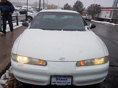 2000 Oldsmobile Intrigue for sale in Westminster, CO