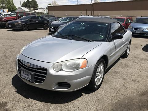 2006 Chrysler Sebring for sale in Westminster, CO