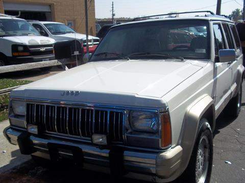 1996 Jeep Cherokee for sale in Westminster, CO