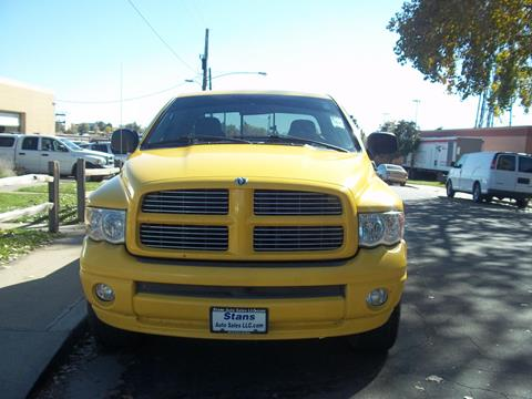2005 Dodge Ram Pickup 1500 for sale in Westminster, CO