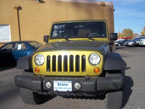 2007 Jeep Wrangler Unlimited for sale in Westminster, CO