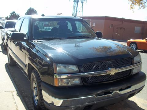 2005 Chevrolet Silverado 1500 for sale in Westminster, CO