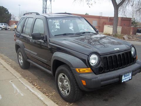 Jeep Liberty For Sale  Carsforsalecom