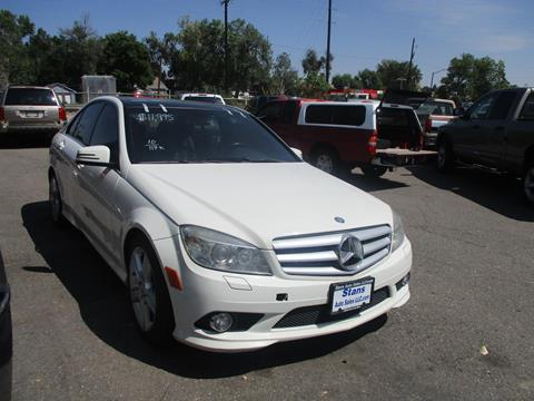 2010 Mercedes Benz C Class For Sale In Westminster, CO